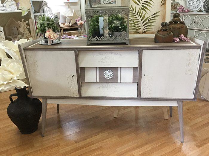 ¿Cansada de ver siempre el mismo mueble? Dale una segunda oportunidad